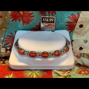 Jewelry - Red Turquoise Bracelet